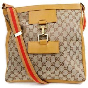 💯% Authentic Gucci Shoulder Bag